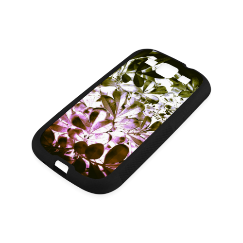Foliage-4 Rubber Case for Samsung Galaxy S3