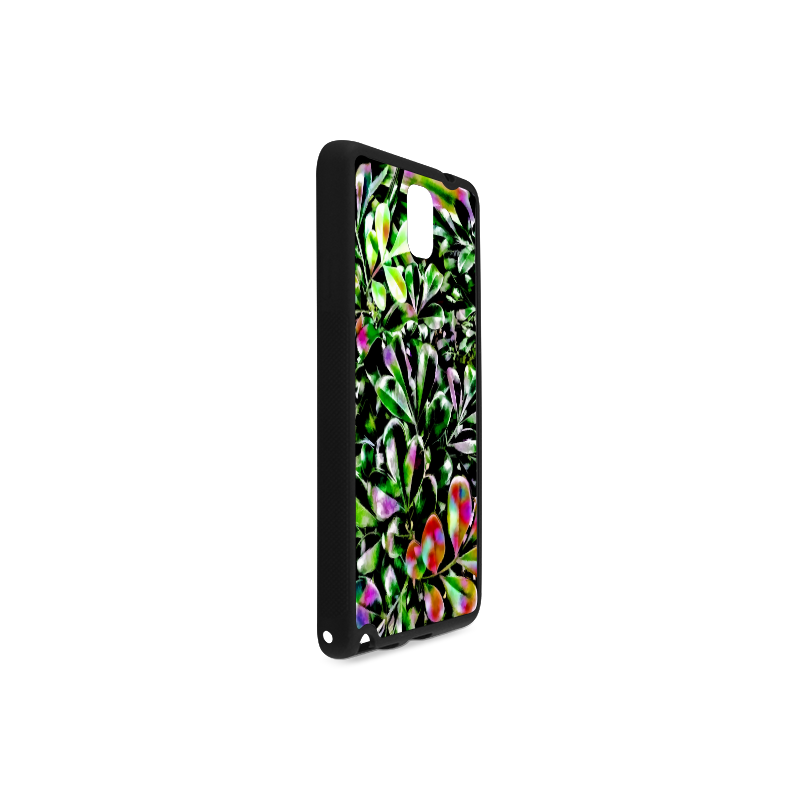 Foliage-6 Rubber Case for Samsung Galaxy Note 3