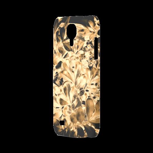 Foliage #2 Gold - Jera Nour Hard Case for Samsung Galaxy S4 mini