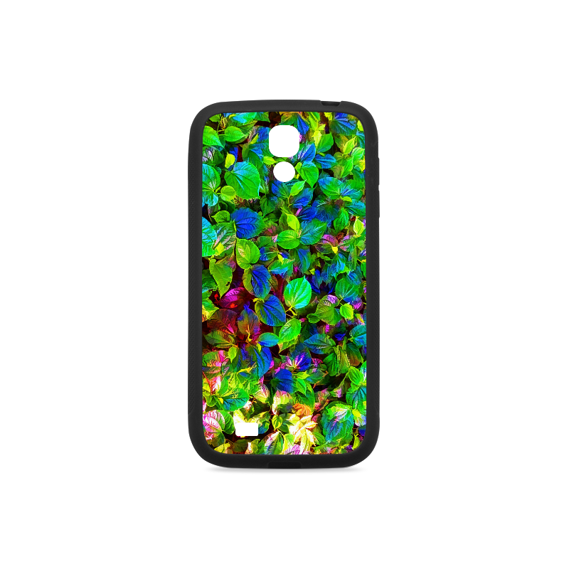 Foliage-7 Rubber Case for Samsung Galaxy S4