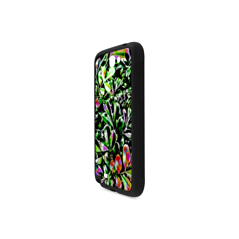 Foliage-6 Rubber Case for Samsung Galaxy Note 2