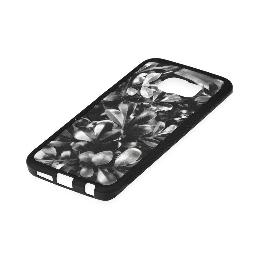 Foliage #1 - Jera Nour Rubber Case for Samsung Galaxy S6 Edge