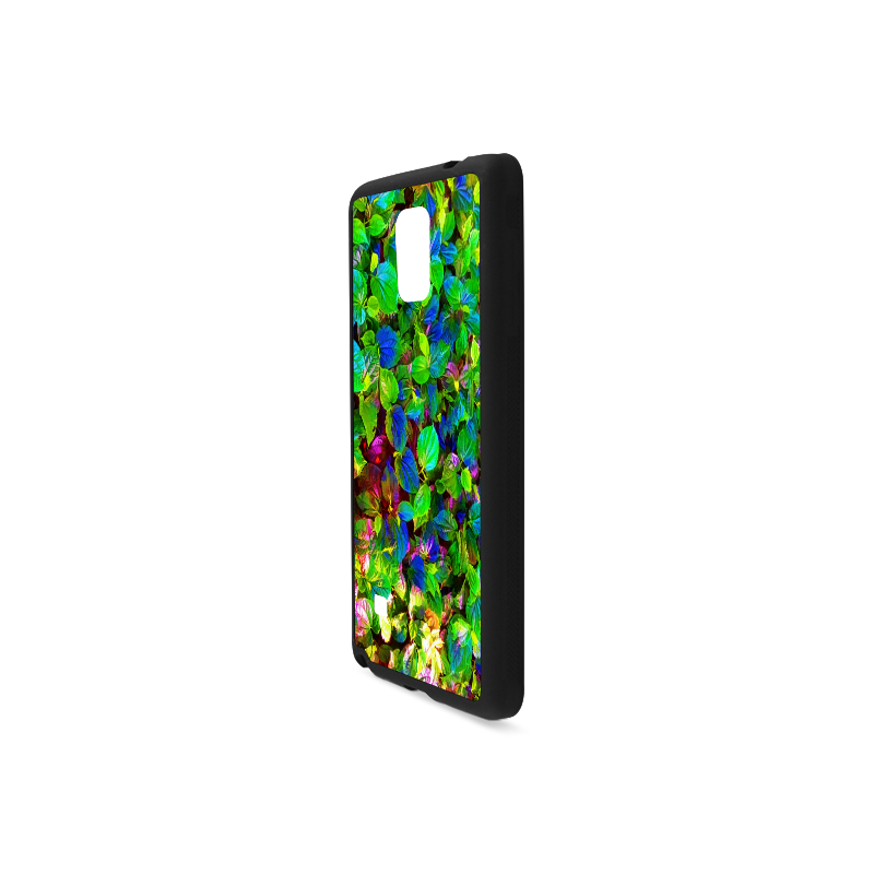 Foliage-7 Rubber Case for Samsung Galaxy Note 4