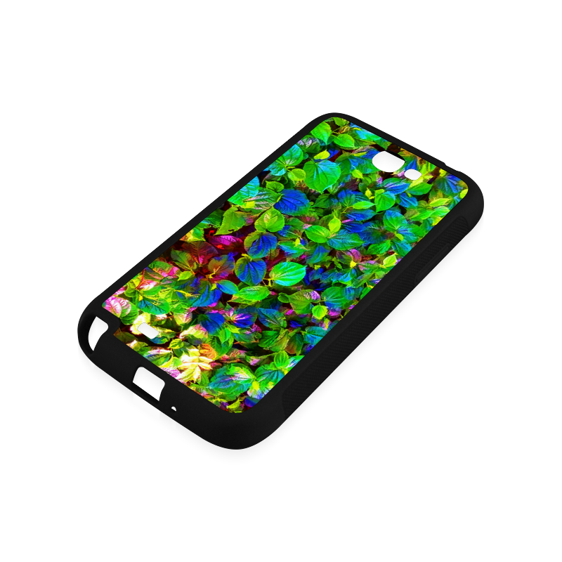 Foliage-7 Rubber Case for Samsung Galaxy Note 2