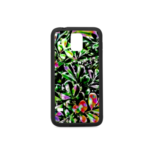Foliage-6 Rubber Case for Samsung Galaxy S5