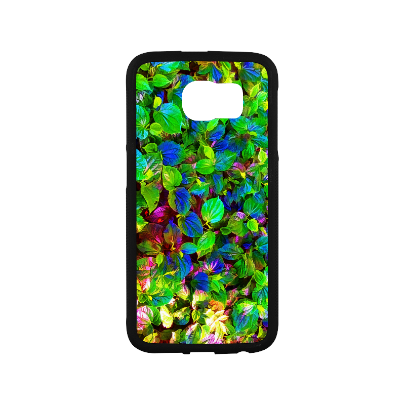 Foliage-7 Rubber Case for Samsung Galaxy S6