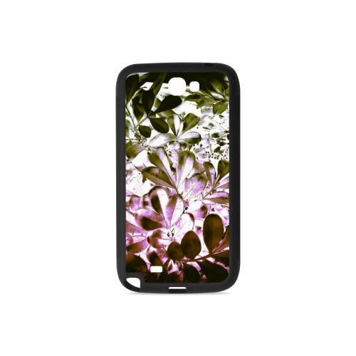 Foliage-4 Rubber Case for Samsung Galaxy Note 2