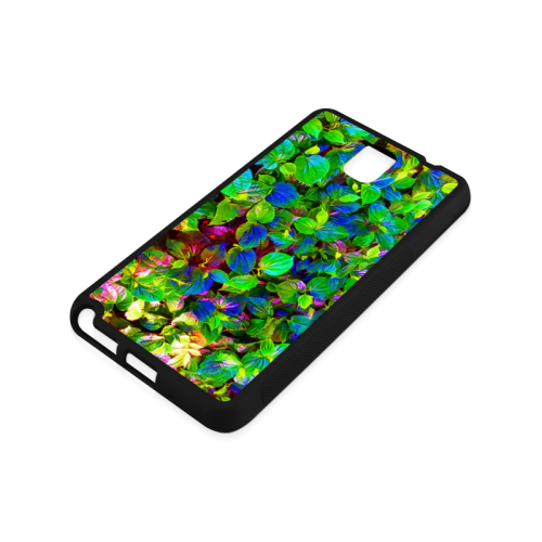 Foliage-7 Rubber Case for Samsung Galaxy Note 3