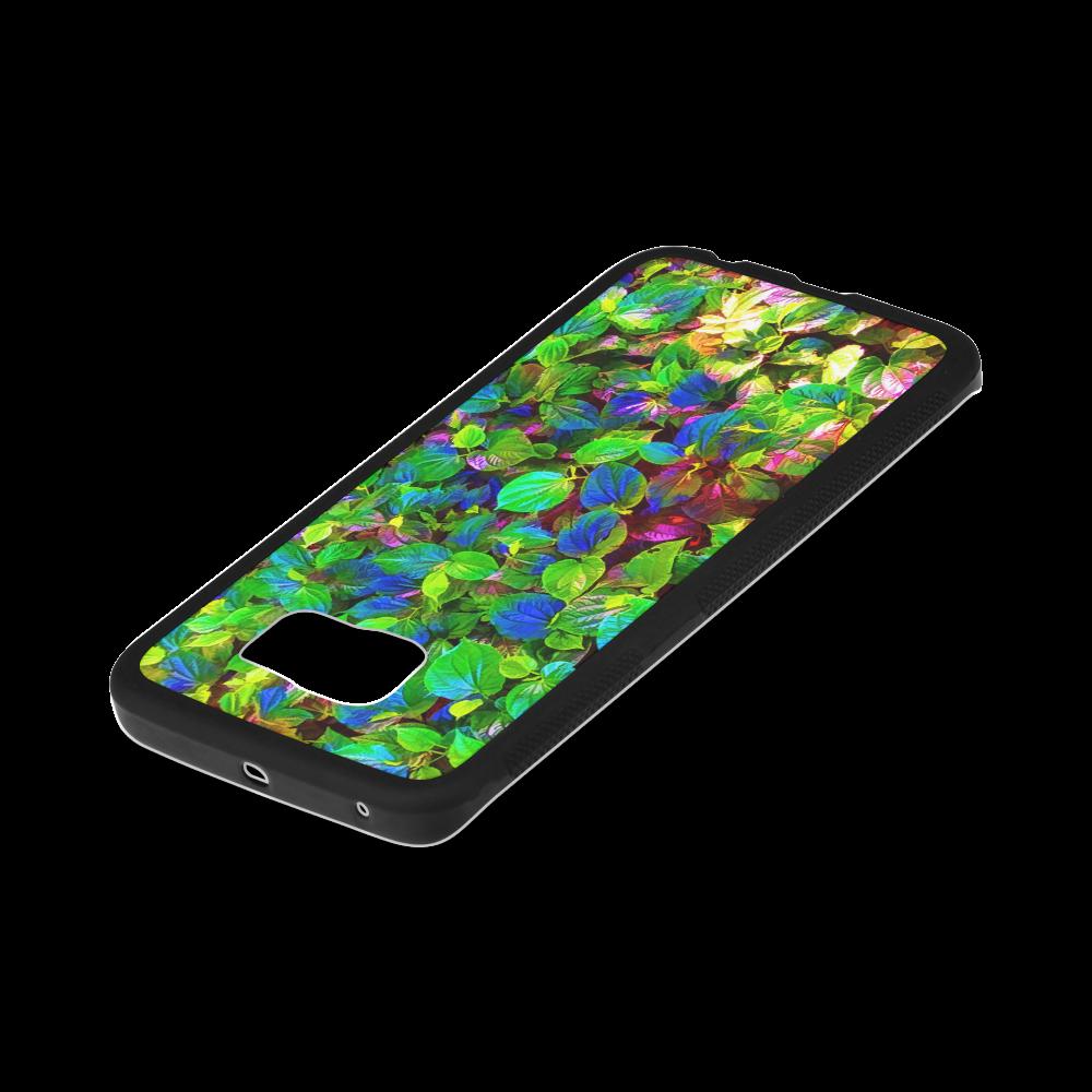 Foliage-7 Rubber Case for Samsung Galaxy S6 Edge