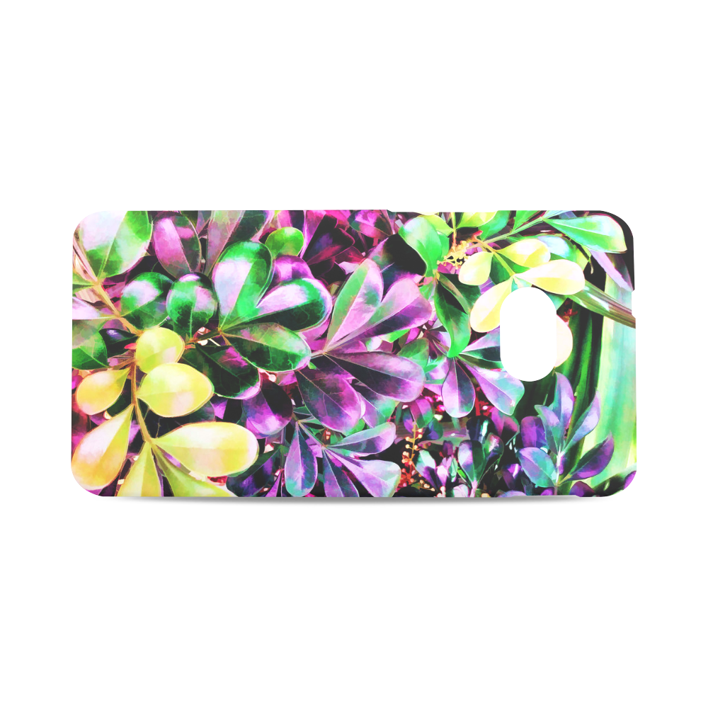Foliage-3 Hard Case for HTC ONE M7 3D
