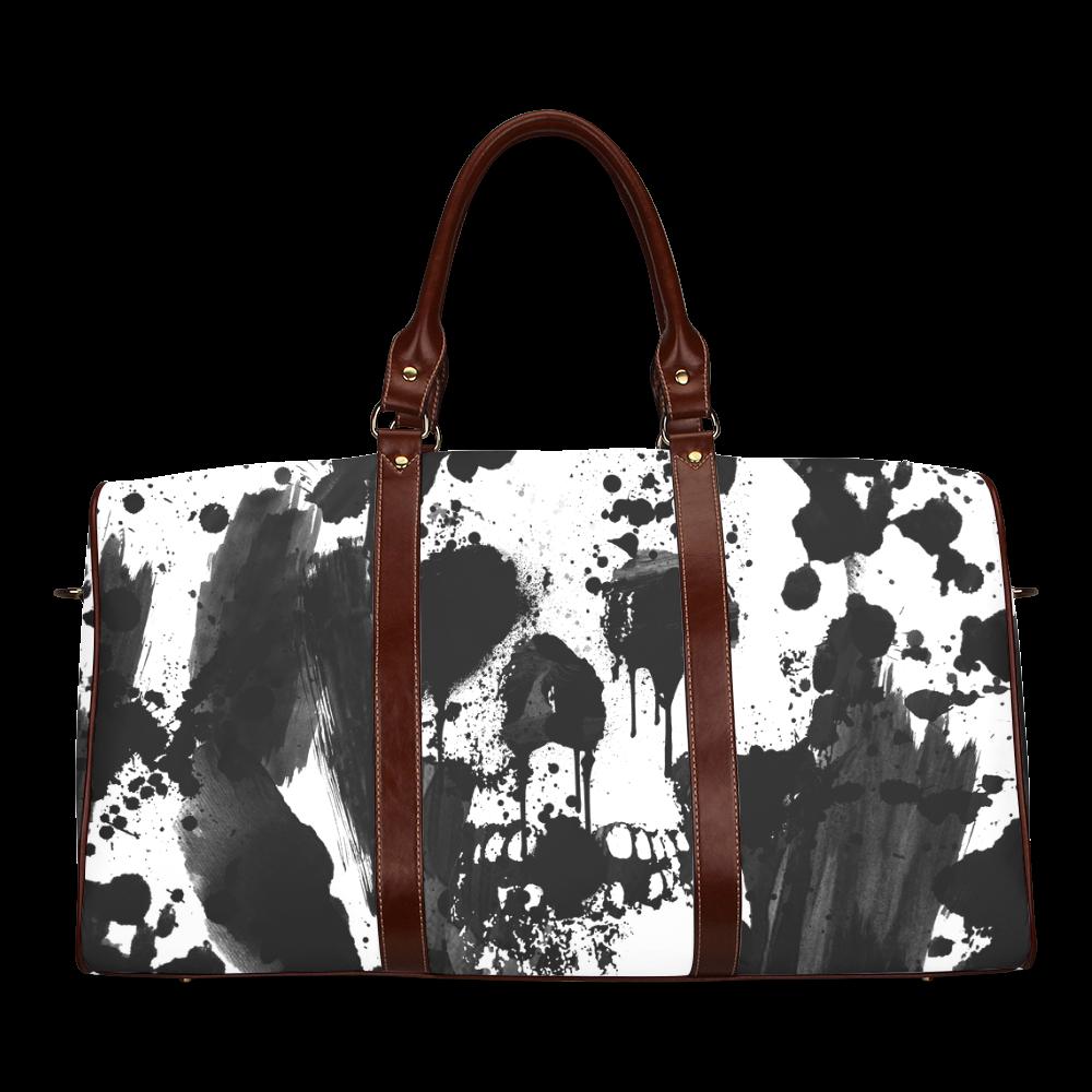 SKULL Waterproof Travel Bag/Small (Model 1639)