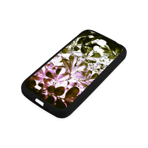 Foliage-4 Rubber Case for Samsung Galaxy S4