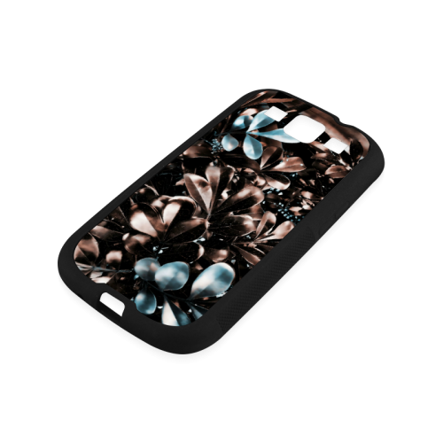 Foliage-5 Rubber Case for Samsung Galaxy S3
