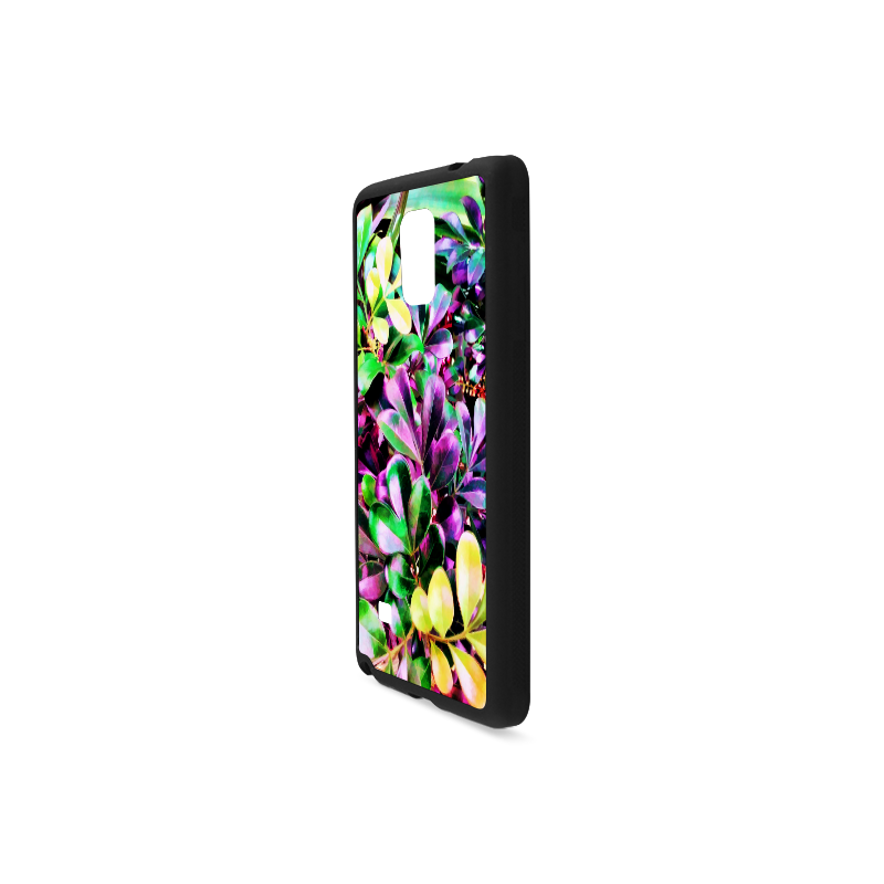 Foliage-3 Rubber Case for Samsung Galaxy Note 4