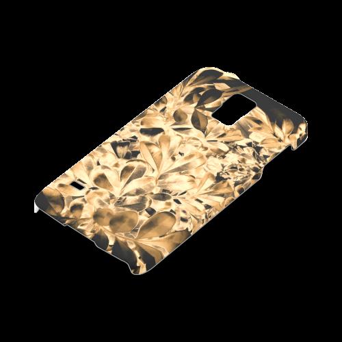 Foliage #2 Gold - Jera Nour Hard Case for Samsung Galaxy S5