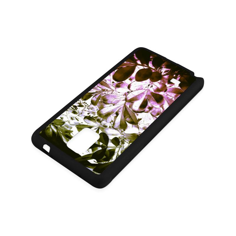 Foliage-4 Rubber Case for Samsung Galaxy Note 4