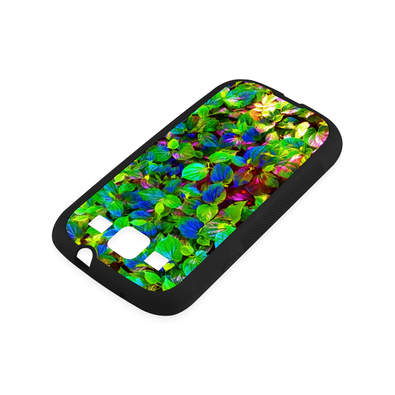 Foliage-7 Rubber Case for Samsung Galaxy S3
