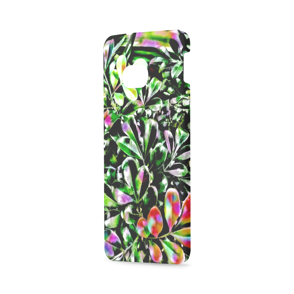 Foliage-6 Hard Case for HTC ONE M7 3D