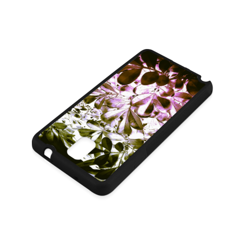 Foliage-4 Rubber Case for Samsung Galaxy Note 3