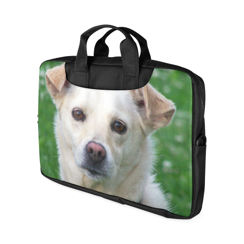 """Dog face close-up Macbook Air 15""""(Twin sides)"""