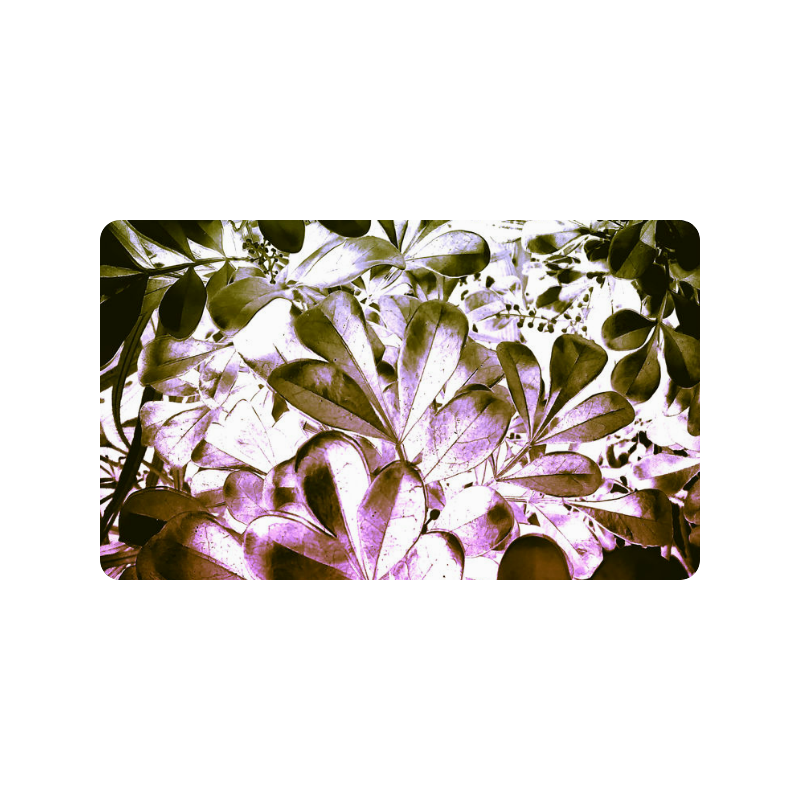 "Foliage-4 Doormat 30""x18"""