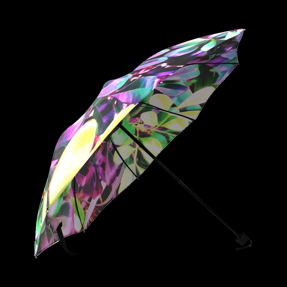 Foliage #3 - Jera Nour Foldable Umbrella (Model U01)