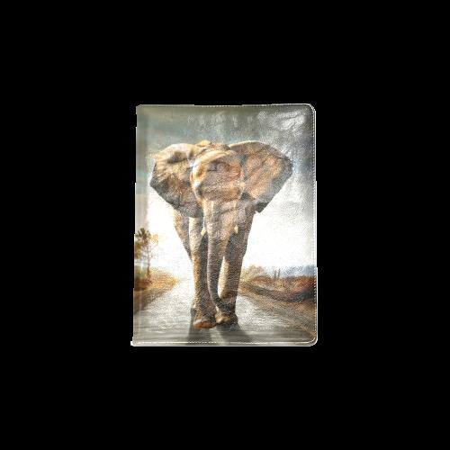 The Elephant Custom NoteBook B5