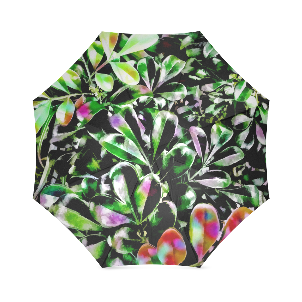 Foliage #6 - Jera Nour Foldable Umbrella (Model U01)