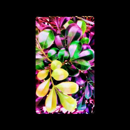 "Foliage-3 Doormat 30""x18"""