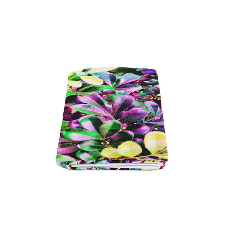 "Foliage-3 Blanket 50""x60"""