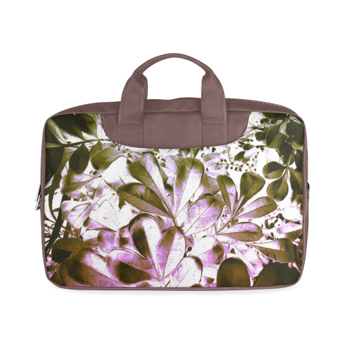 "Foliage-4 Brown Macbook Air 15""(Twin sides)"