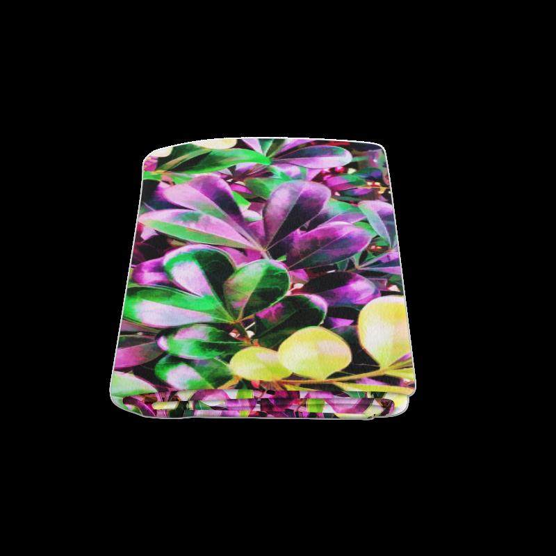 "Foliage-3 Blanket 58""x80"""