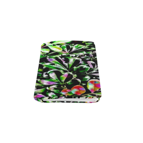 "Foliage-6 Blanket 50""x60"""