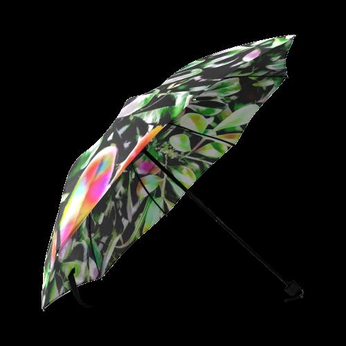 Foliage #6 - Jera Nour Foldable Umbrella (Model U01)