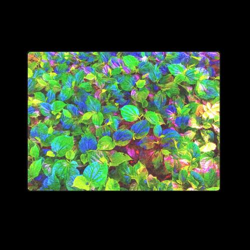 "Foliage-7 Blanket 58""x80"""