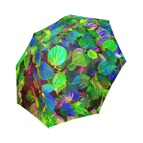 Foliage #7 - Jera Nour Foldable Umbrella (Model U01)