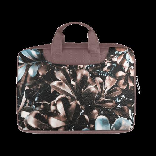 "Foliage-5 Brown Macbook Air 15""(Twin sides)"