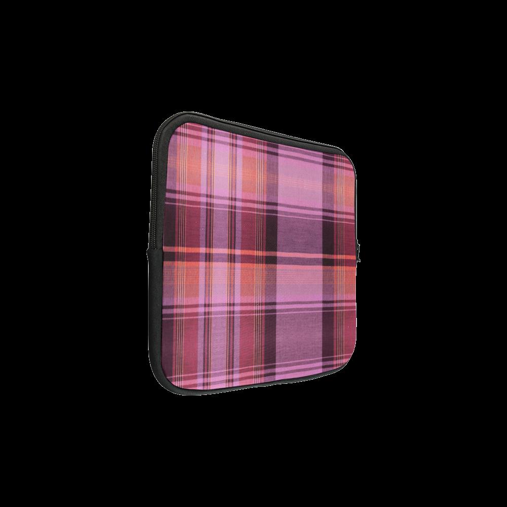PINK PLAID Macbook Pro 13''