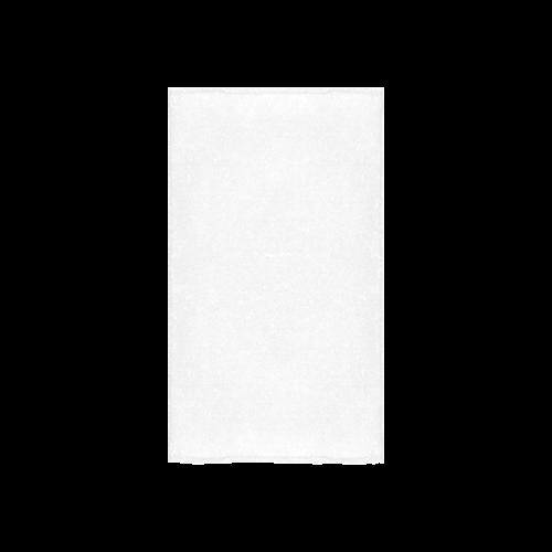 "Foliage #1 Red Edge Custom Towel 16""x28"""
