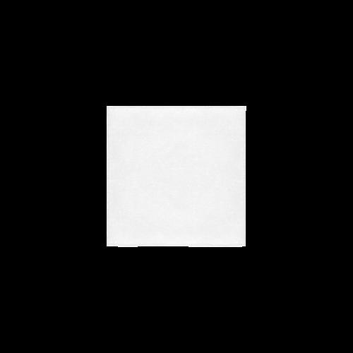"Blue Geometric Triangle Pattern Square Towel 13""x13"""
