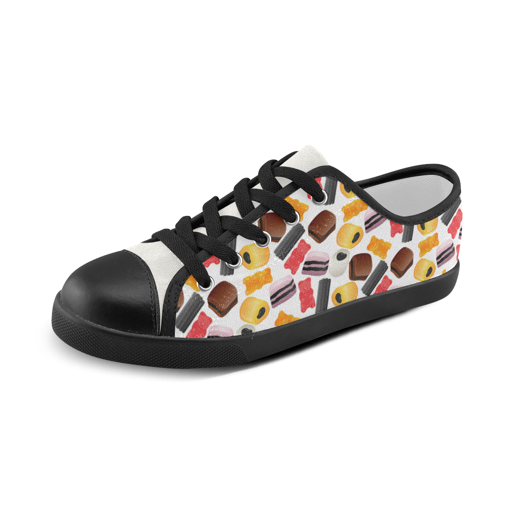 Yummy Canvas Kid's Shoes (Model 016)