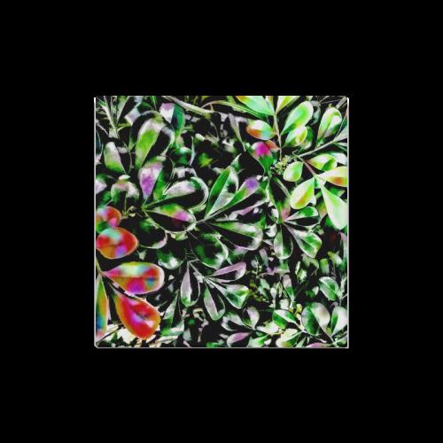 "Foliage-6 Canvas Print 16""x16"""
