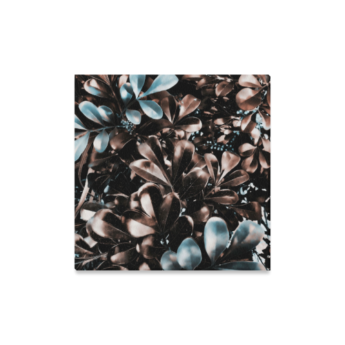 "Foliage-5 Canvas Print 16""x16"""