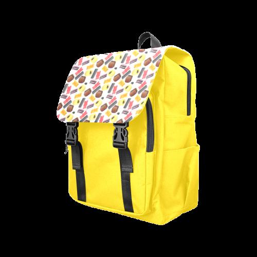 Yummy Casual Shoulders Backpack (Model 1623)