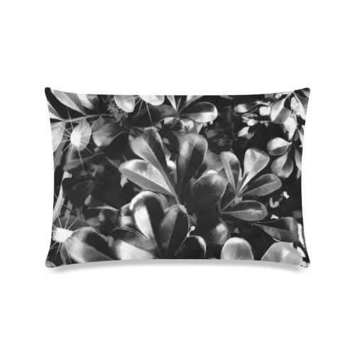 "Foliage #1 - Jera Nour Custom Zippered Pillow Case 16""x24""(Twin Sides)"