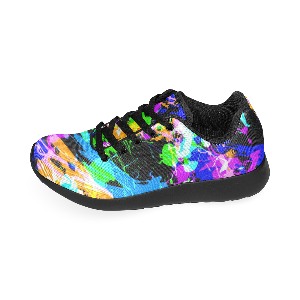 PAINT SPLASH Men's Running Shoes (Model 020)
