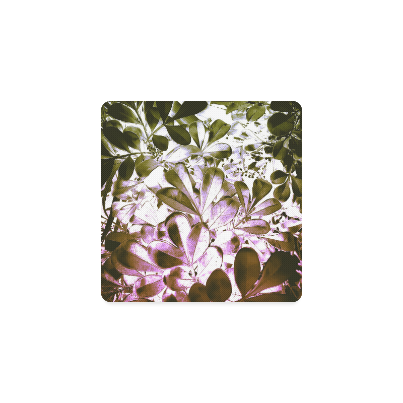 Foliage #4 - Jera Nour Square Coaster