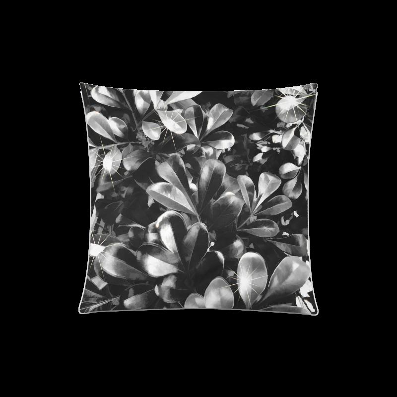 "Foliage #1 - Jera Nour Custom Zippered Pillow Case 20""x20""(Twin Sides)"