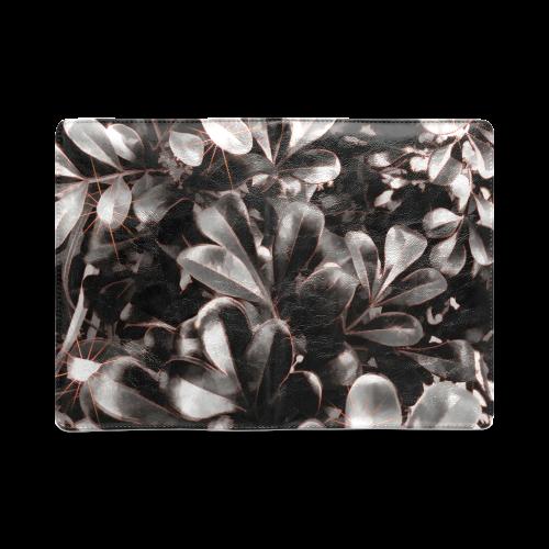 Foliage #1 Red Edge - Jera Nour Custom NoteBook A5