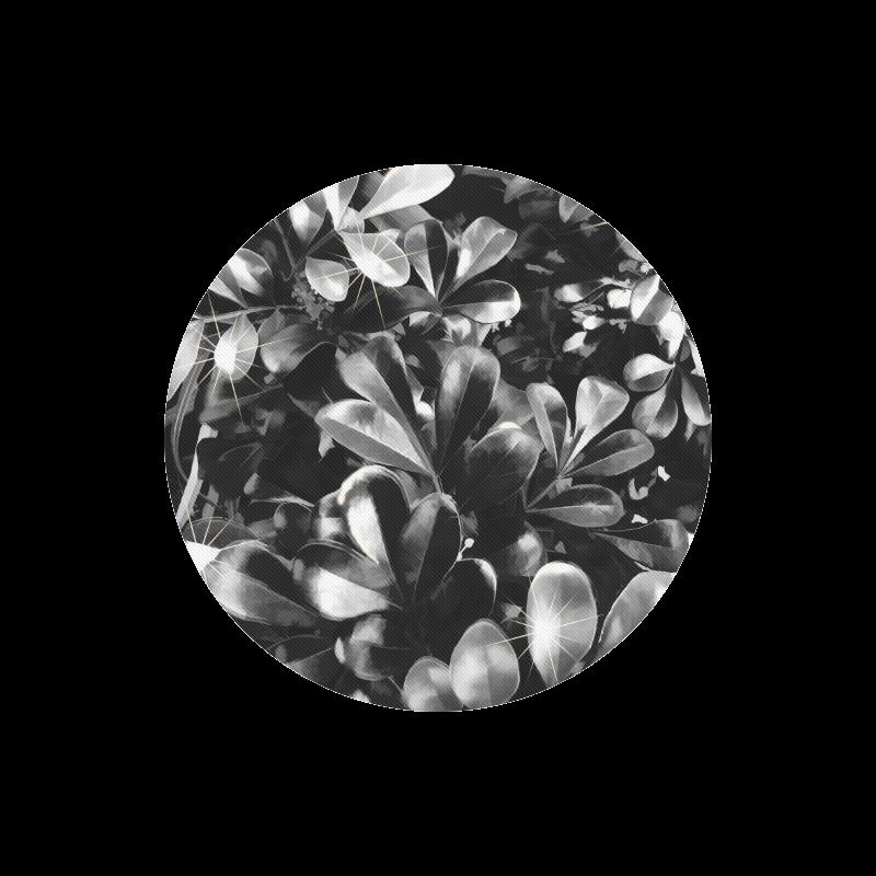 Foliage-1 Round Mousepad